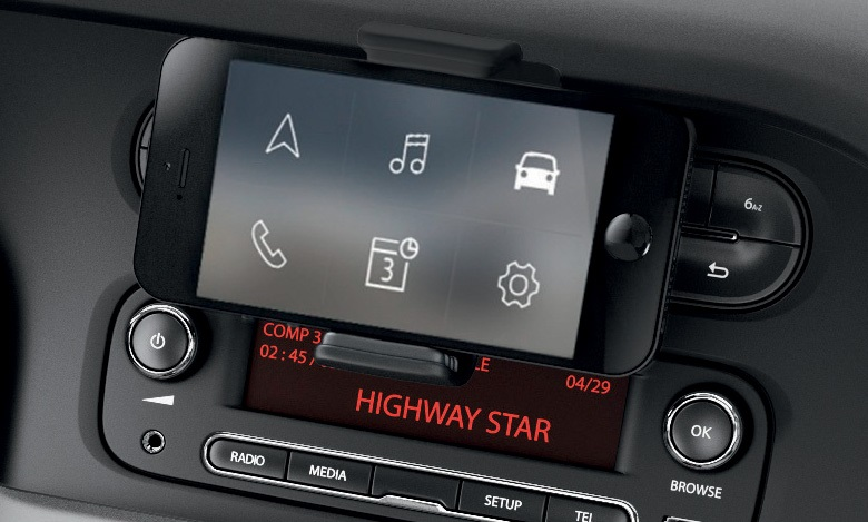 Connect R&Go Radio (System and) app | Renault EASY CONNECT