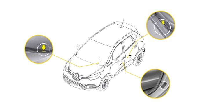Carminat TomTom: Updates | Renault EASY CONNECT
